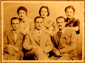 Tavvab,Wahab,Fattah and their wives